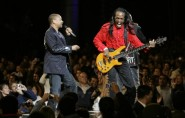 Earth Wind and Fire at International Cape Town Jazz Festival