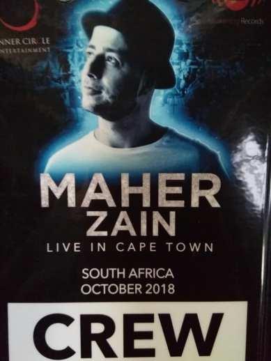 Di Rosen Productions Maher Zain